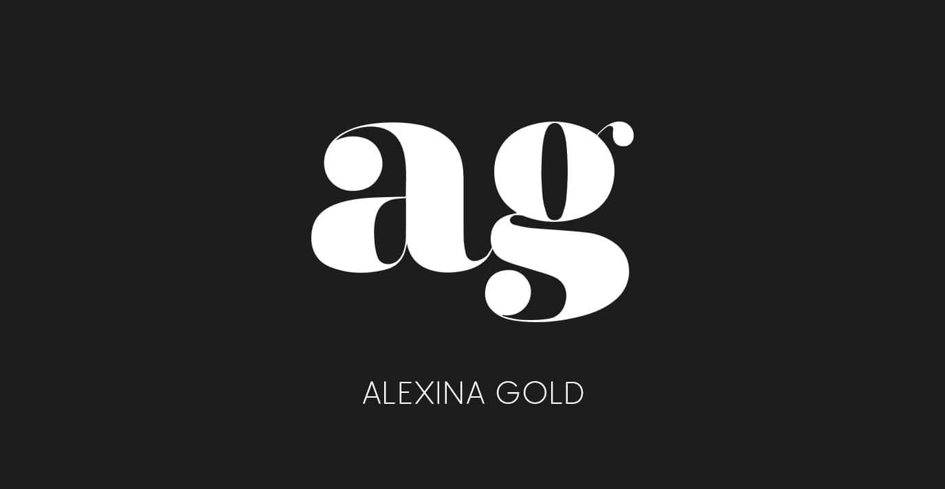 Alexina Gold Logo