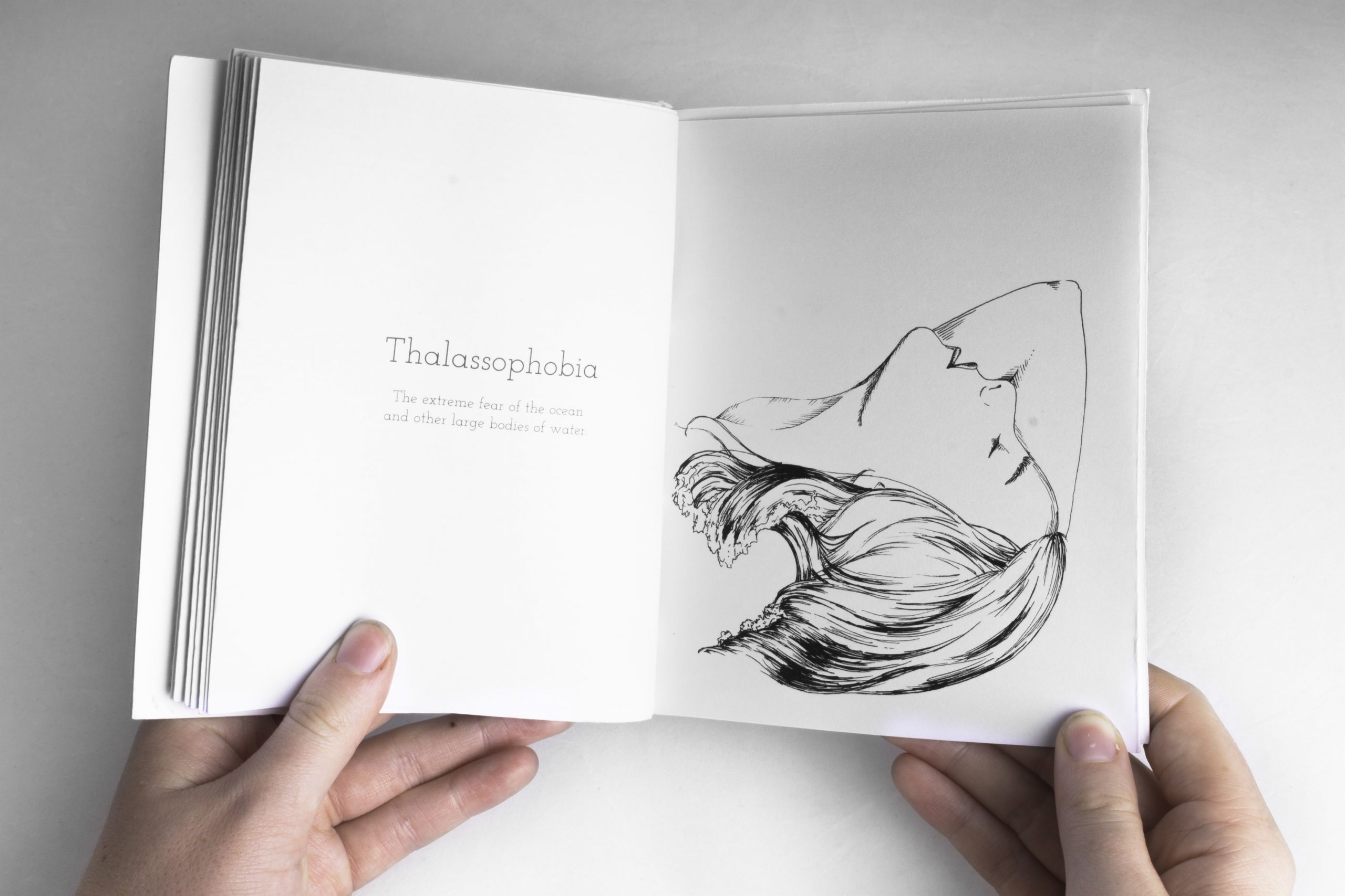 Phobia Book